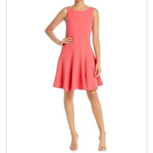 EMPORIO ARMANI AUTHENTIC FIT & FLARE DRESS NWOT